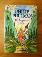 SIGNED 1ST / 1ST EDITION of THE SCARECROW AND HIS SERVANT. PHILIP PULLMAN. FIRST