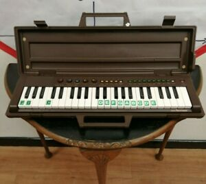 YAMAHA PS-3 Portasound Portable Mini Keyboard with Carry Case | Brown