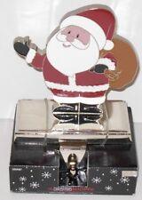 SANTA Stocking Holder The Christmas Shoppe New in Box