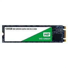 Disco duro interno solido HDD SSD WD Western digital Green Wds120g2g0b 120gb