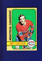 Guy Lafleur HOF 1972-73 O-PEE-CHEE OPC Hockey #59 (VG+) Montreal Canadiens