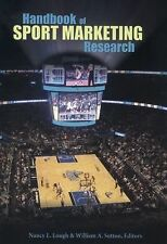 New listing Handbook of Sport Marketing Research Paperback Nancy L Lough