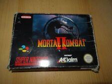 Videogiochi Mortal Kombat per Nintendo SNES