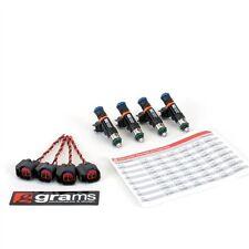 GRAMS 1000CC FUEL INJECTOR SET FOR 95-07 MITSUBISHI 4G63T EVO 3-9/ECLIPSE TURBO