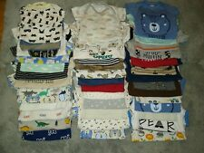 Baby Boys 3-6 Months Clothes Huge Bundle Lot of 40 pc