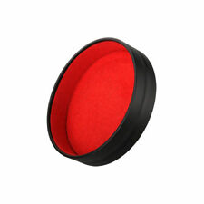 Design for Leica Q (Typ 116) Lens/square hood, Camera Black Metal Lens Cap Cover