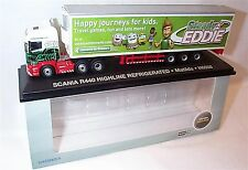 Scania R440 Highline Refrigerated steady eddie matilda 1-76 scale  New in case