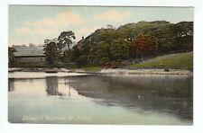 Entwistle Reservoir Bolton Lancashire Pre 1914 Old Postcard Postally Unused