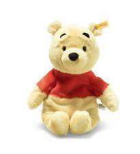 Steiff Disney Soft Cuddly Friends Winnie The Pooh Soft Toy 024528