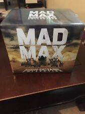 Mad Max High-Octane Collection Coffret NEUF BLY Voiture Edition Limitée Blu-ray
