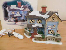 Dept 56 New England Village - Bennington Manor