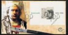 Nederland fdc  534  Rembrandt blok € 6,45  onbeschreven 2006