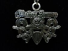 """MASTER""""S HAMMER   Pendant  NECKLACE"""