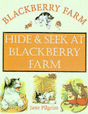 Hide and Seek at Blackberry Farm, Jane Pilgrim | Hardcover Book | Acceptable | 9