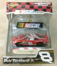 2003 Dale Earnhardt Jr Winner's Circle #8 Dated Collectible Christmas Ornament