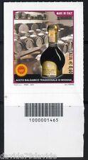 2012 - Aceto Balsamico Modena Euro 0,60 - CODICE BARRE 1465 _ DESTRO