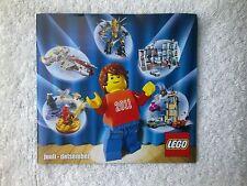 LEGO NEW CATALOG RELEASE 2011 CATALOGUE BOOK LEGO JULY - DECEMBER EU EST EDITION