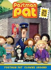 Postman Pat Clowns Around-Alison Ritchie, John A Cunliffe