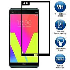 FULL COVER Tempered Glass Screen Protector Guard Shield Saver Armor For LG V20