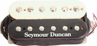 Seymour Duncan SH-6 Distortion Humbucker Pickup Black and Cream Neck 11102-25-Z