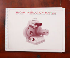 RED LAKE LABS HYCAM 400 FT MODELS INSTRUCTION BOOK/210612