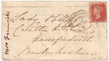 1859 Burton on Trent spoon duplex TATTENHILL/NEEDWOOD Staffordshire pmks cover