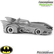 Batmobile Model Batman 1989 Puzzle FA Mms372 Metal Earth