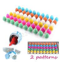 60PCS   Add Water Dinosaur Eggs Hatching Growing Children Kids Toys   AU1