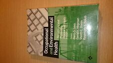 occupational and environmental health recognizing and prev -Ex Library,very good