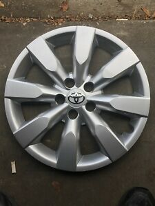 1x Replacement for 2014 2015 2016 Toyota Corolla 16 inch hubcap 61172