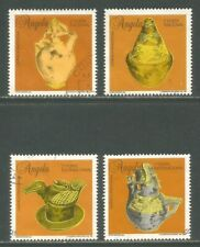 Angola 1995 Traditional Ceramics--Attractive Art Topical (930-33) fine used