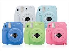 FUJIFILM Fuji Instax Mini 9 alle Farben zur Auswahl  NEUWARE