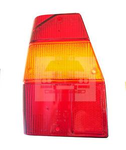Lancia Delta HF Turbo Integrale EVO HF4WD Rear Tail Light Lens New Left Carello