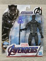 "BLACK PANTHER Marvel Avengers 6"" Action Figure Super Hero NEW"