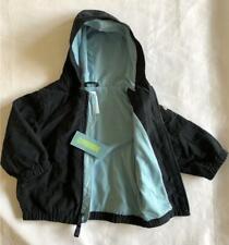 NEW Gymboree Baby Boy Navy BOATS AND BRIDGES 12 24 Hooded Jacket Coat Lightweigh