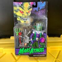 """Mars Attacks 6"""" Talking Paeec Overlord Figure Trendmasters 1996 Vintage NEW"""