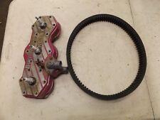 Skidoo Rotax 600 Formula III Nov.96 Heads and Belt 417-300-067