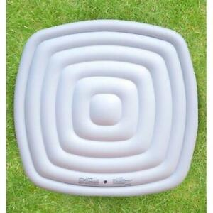 Mspa Inflatable Square Bladder Heat Preservation Cover for 4-person square spa
