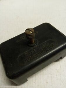 Rotax Type M.5.2 Junction Box Cover