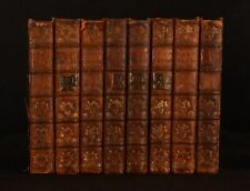 1776 8vol The Spectator Journals Enlightenment Joseph Addison Richard Steele
