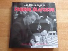 The Chess Saga of Fridrik Olafsson by Oystein Brekke & Fridik Olafsson 2021 geb.