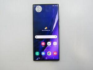 Samsung Galaxy Note 20 Ultra 5G N986U AT&T Check IMEI Fair Condition 6-255