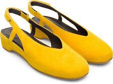 Camper Serena Nubuck - K200617- 002 - U.K. 6 - EU 39 - Yellow - Brand New In Box