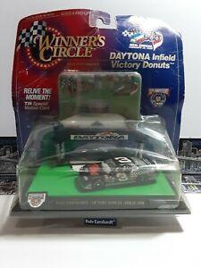Dale Earnhardt Winners Circle Daytona 500 Infield Victory Donuts Motion Card