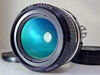 [Excellent!!] Nikon NIKKOR AI 28mm F/2.8 Wide Angle MF Lens JAPAN JP SLR F Mount