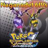 Naganadel 6IV ☀️ Shiny or not 🌙 Battle Ready Pokemon Ultra USUM