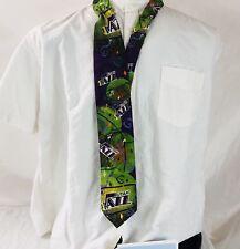 """RM Sport Utah Jazz Mens Graphic Necktie Tie Logo Silk 57"""""""