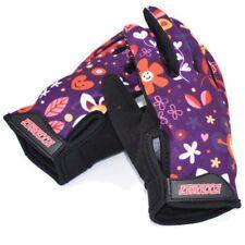 ZippyRooz Flowers Toddler/ Little Kids Bike Gloves Full Long Finger Girls Boys