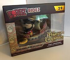 Disney Exclusive Pirates Of The Caribbean Dorbz Ridez Captain Ship