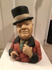 W.C. Fields Bust 1988 Esco Rare